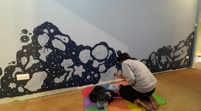 Wall Painting Mural